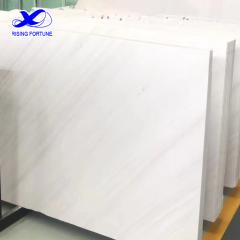 Bianco sivec White marble flooring and wall tiles